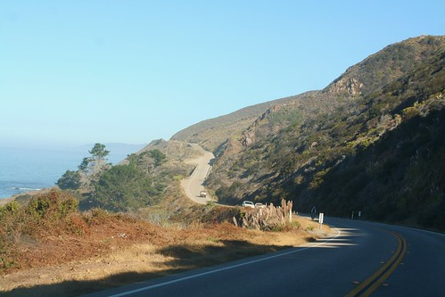 Bicycling the PCH