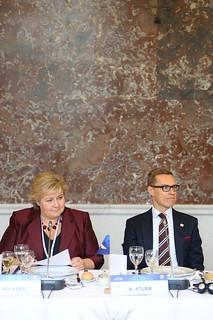 EPP Summit, Brussels; October 2014