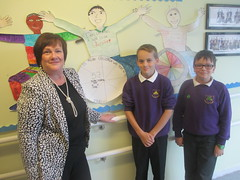 At Longniddry Primary School