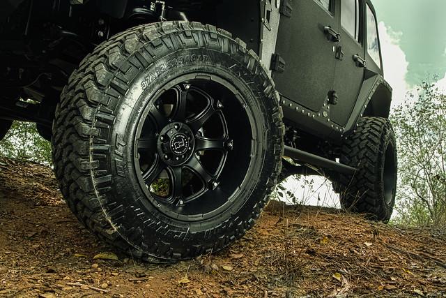 Black Rhino Glamis Jeep JK