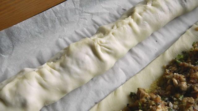 Sausage Rolls 12