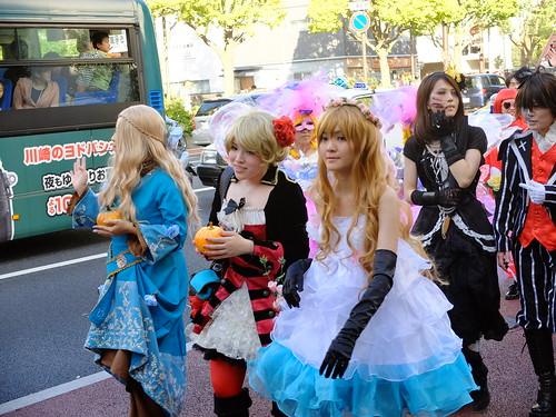 Kawasaki Halloween parade 2014 155