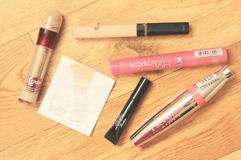 Make Up Empties