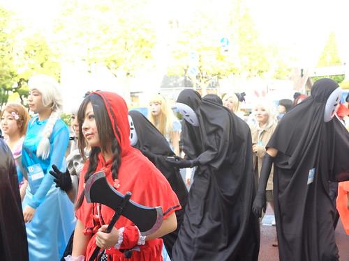 Kawasaki Halloween parade 2014 164