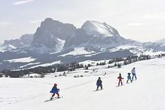 Italské Alpy – to nejlepší lyžování