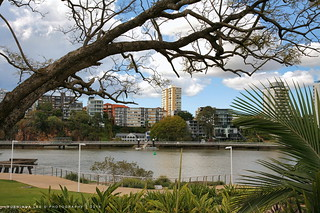 Kangaroo Point, Brisbane, Australia