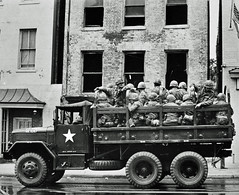 Troops Move into Washington: Mayday 1971