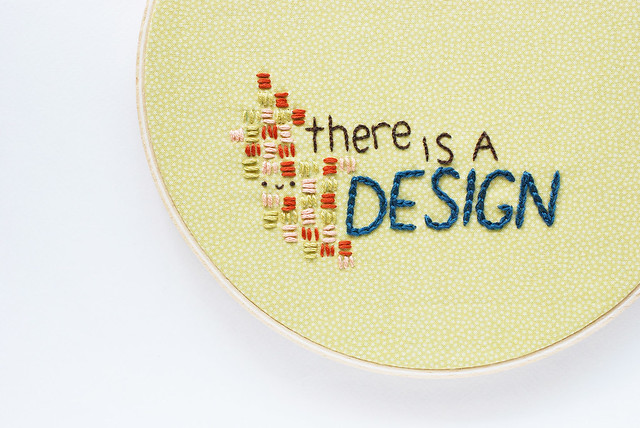 There Is A Design