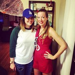 Say hello to Benny the Jet and Wendy Peppercorn! #thesandlot #halloween #whereissquints