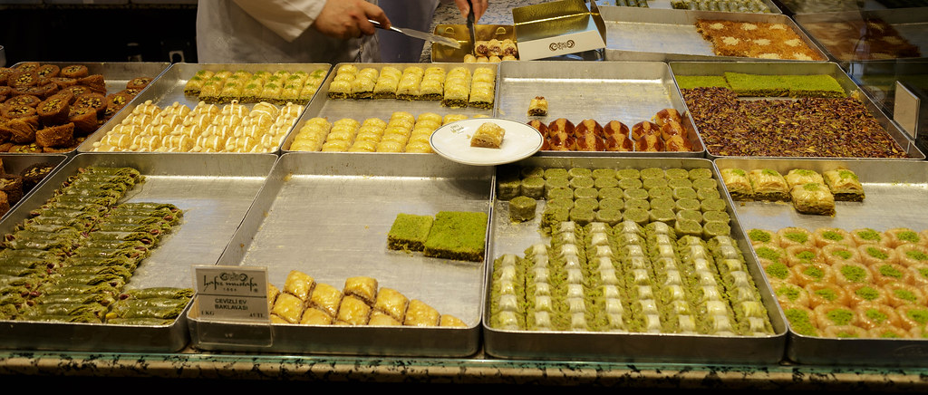 Baklava galore!