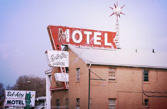 Bel-Aire Manor Motel, Springfield, Illinois