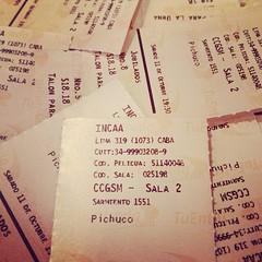 Ya entraste a ver #Pichuco ??? Mañana domingo 19:30hs en Sarmiento 1551 tenés otra oportunidad! #CABA #ARG www.pichucofilm.com