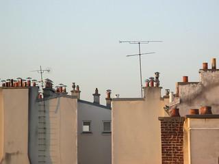 dawn over le Marais