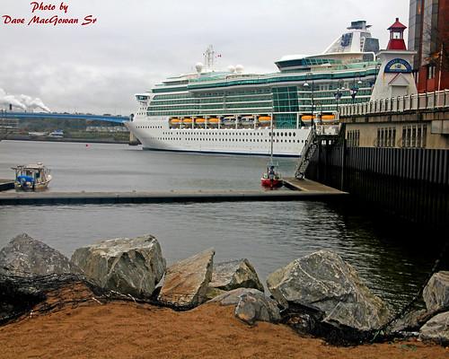 canada newbrunswick cruiseship saintjohn brillianceoftheseas marketslip tamron18270