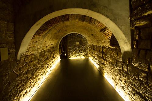 Underground Roman Ruins