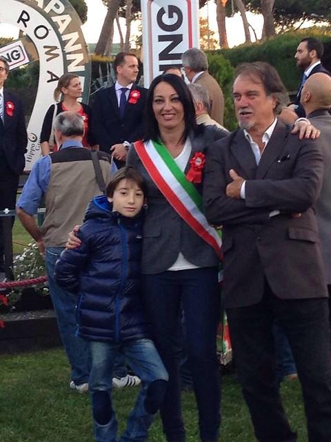Premiazione Premio Ippico Roma Racing 2