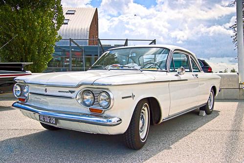 Chevrolet Corvair 700 Series Club Coupé 1963 (8550)