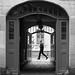 The door... by Dirk Förster