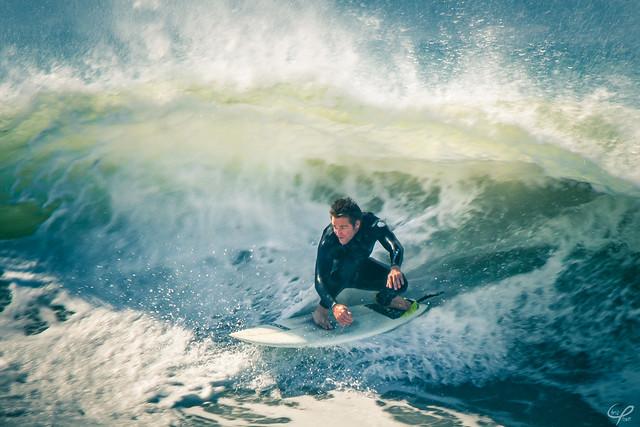Surfing Kommetjie