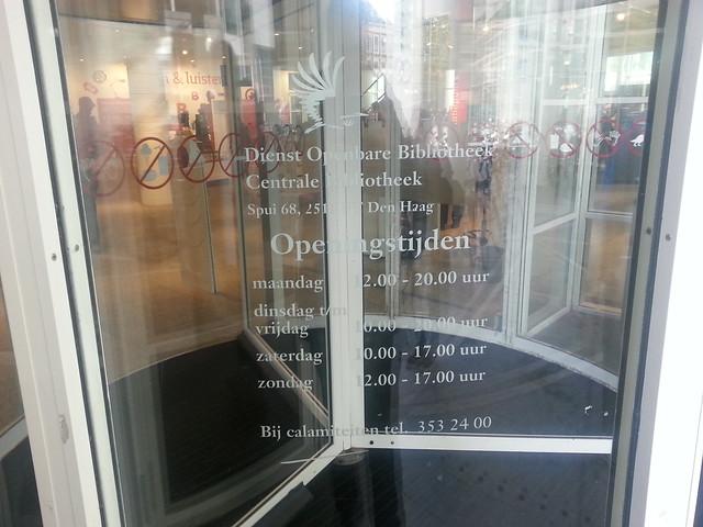 Bibliotheek Den Haag
