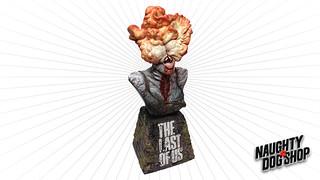 Naughty Dog Shop: Clicker Bust