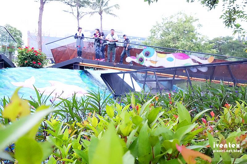 06力台南善化南科幾米裝置藝術小公園