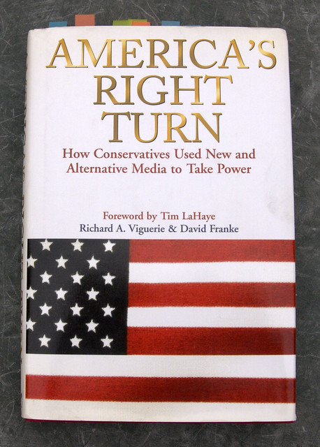 America's Right Turn by Richard A Viguerie and David Franke