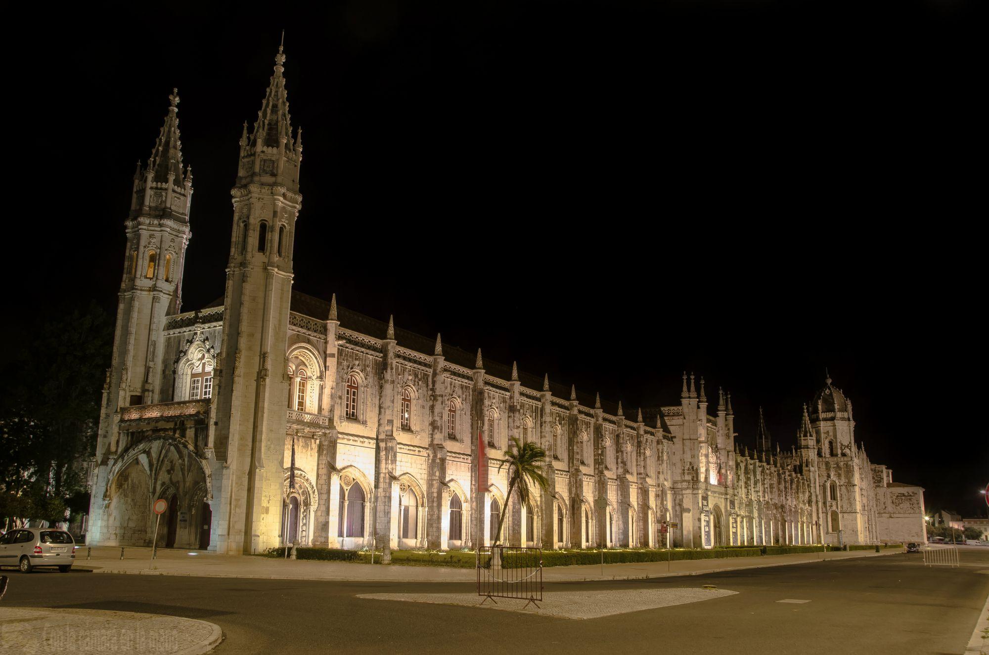 Fotografías nocturnas de Lisboa
