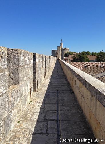 Aigues-Mortes Mauer 4