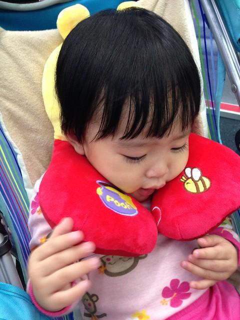 新同學:小熊維尼頸枕