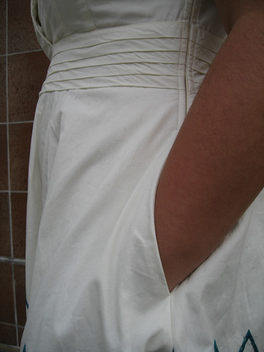 eShakti Dress Pocket
