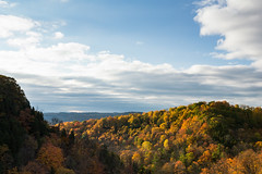 Dundas Valley Peaks (Explore Sept 20th 2014)