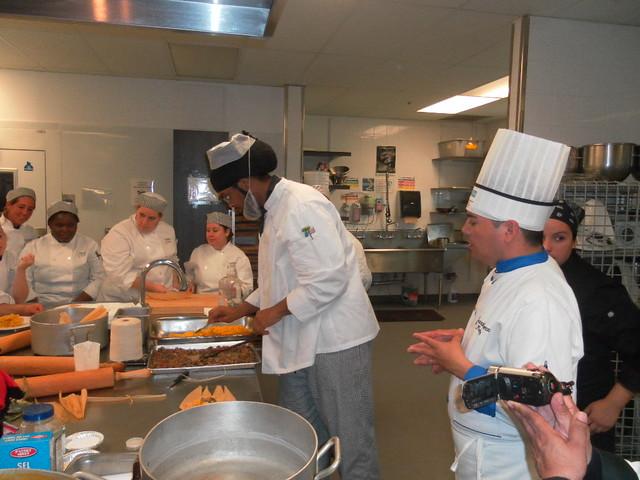 Intercambio Educativo de Gastronomía en Canadá