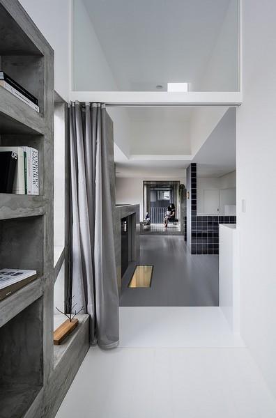 倉庫豪宅的設計概念 7