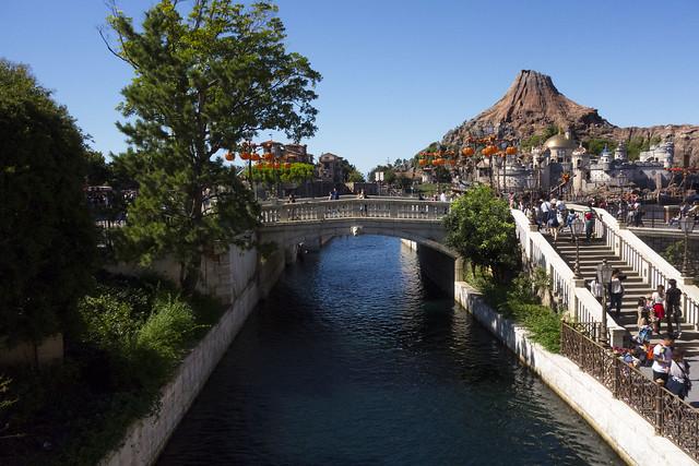 Tokyo DisneySea- Canal