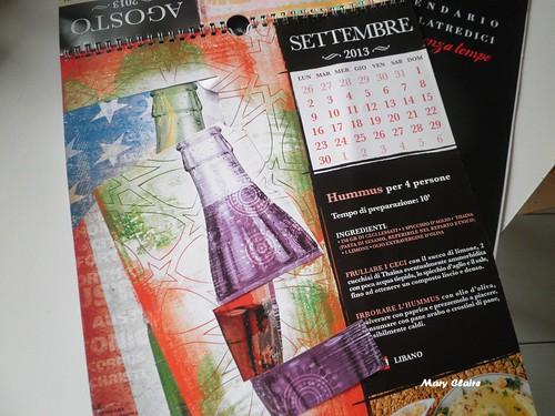 foto vecchi calendari