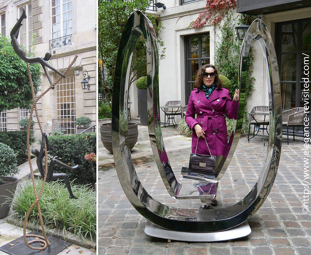 Paris sculpture