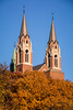 Holy Hill Bell Towers