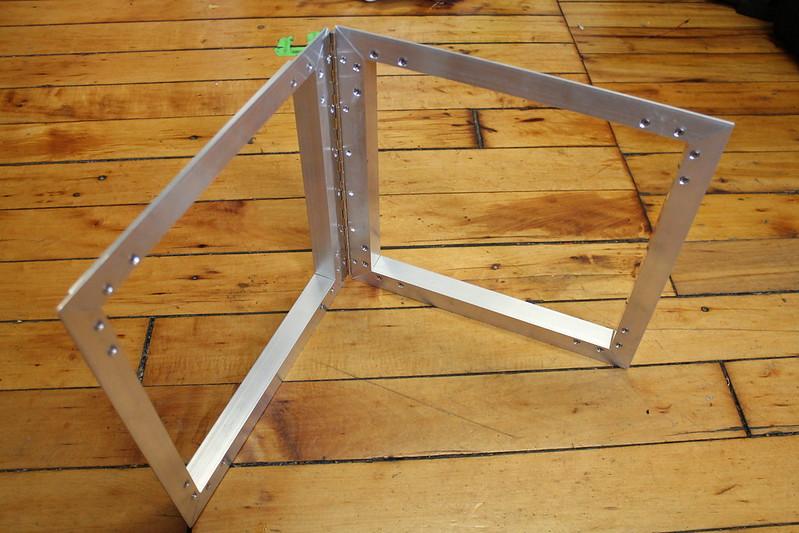 Plastic Carrier Frame