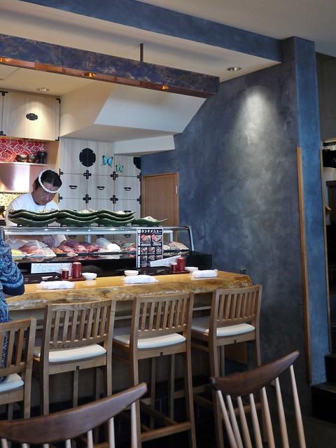 Ginza Sushi Lunch