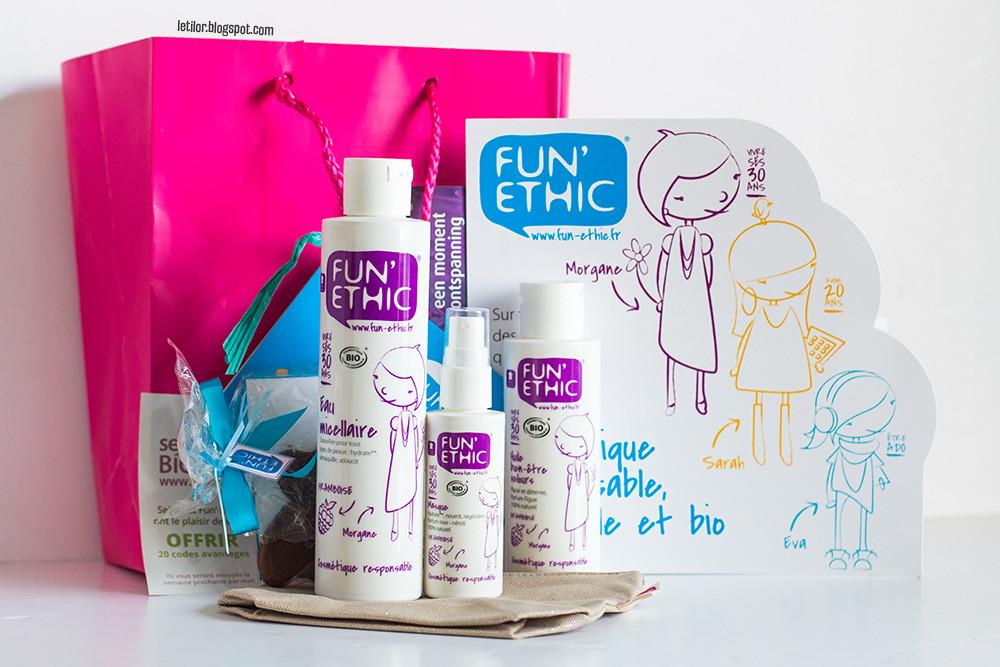 Fun'Ethic produits