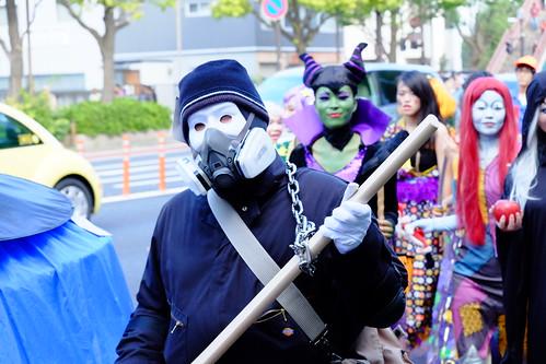 Kawasaki Halloween parade 2014 48