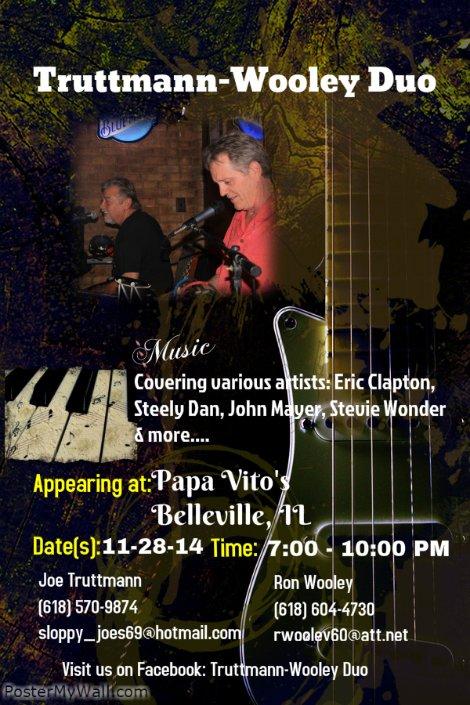 DT Papa Vitos Poster (1)