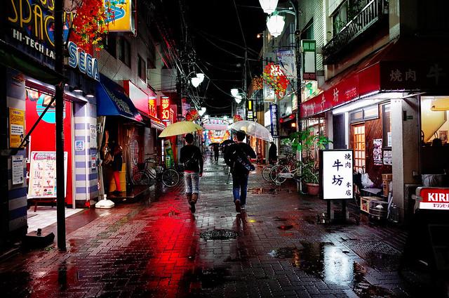 Shitamachi Rainy