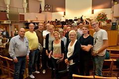 Ett gott svenskt brassgäng i Regent Hall