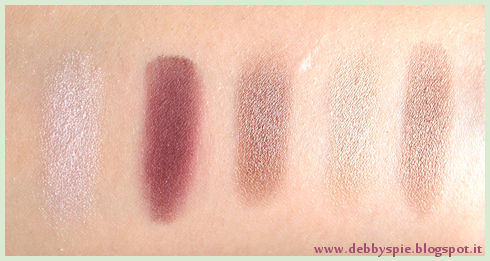 i love chocolate swatch terza fila