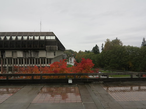 SFU Tour & Library Research Trip