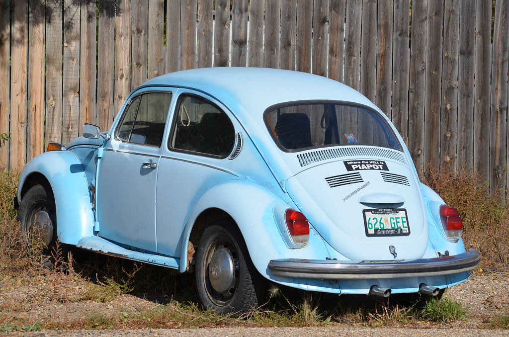 Piapot Punch Buggy