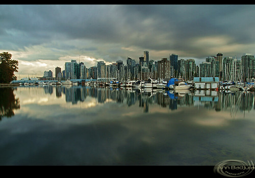 Vancouver reflections