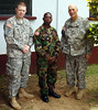 U.S. Army Chaplains provide religious support for Operation United Assistance